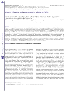 2015.08.21_Vit E function and requirements in relation to PUFA.pdf