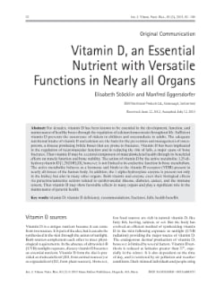 2013.07.12_Vitamin D, an essential nutrient with versatile functions.pdf