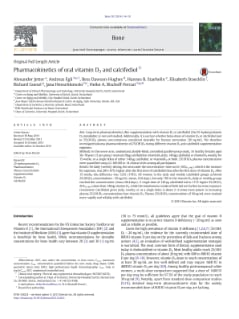 2013.10.24_Pharmacokinetics of oral vitamin D and calcifediol.pdf